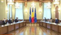 Consultari la Cotroceni, delegatia PSD