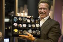 Arnold Schwarzenegger, ambasadorul Audemars Piguet