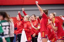 Echipa de handbal feminin a Romaniei