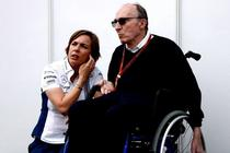 Claire si Frank Williams