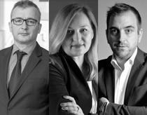 Gabriel Voicilă, Oana Stanciu, Cosmin Mitea