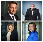 Adrian Rus, Emanuel Bancila, Mihaela Mitroi, Raluca Popa