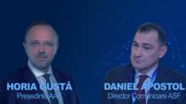 Horia Gustă - AAF și Bogdan Apostol - ASF