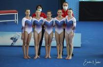 Echipa de gimnastica a Romaniei, junioare