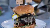 Burger Gordon Ramsay