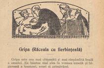 Gripa acum 100 de ani