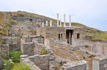 Ruinele de la Delos