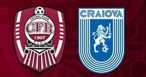 CFR Cluj vs CSU Craiova