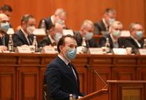 Florin Cîțu și miniștrii din cabinetul său