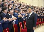 Presedintele Chinei, Xi Jinping