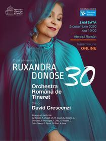 Gala aniversară Ruxandra Donose - 30