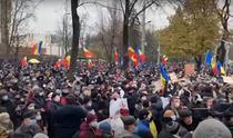 Protest R. Moldova