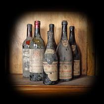 Selecție de vinuri de colecție, 1923, 1937, 1939, 1943