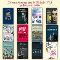 Top 2020 Editura Humanitas