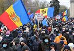 Protest in Republica Moldova