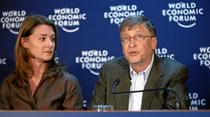Bill si Melinda Gates
