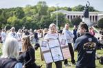 Protest anti-restrictii Germania