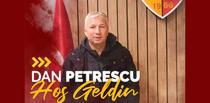 Dan Petrescu, la Kayserispor
