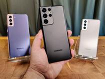 Samsung Galaxy S21 - hands-on