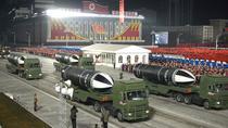Racheta balistica a Coreei de Nord