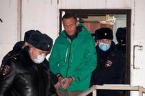 Alexei Navalnîi, arestat