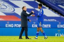 Brendan Rodgers, antrenor Leicester