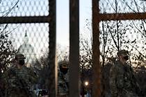 Atmosfera de asediu in Washington D.C.