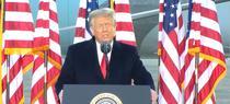 Ultimul discurs al lui Donald Trump in calitate de presedinte al sua