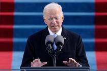 Joe Biden se adreseaza natiunii