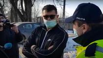 Un tanar le-a recunoscut politistilor ca este dealer de droguri