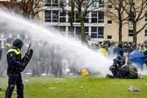 Protest Olanda