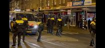 Proteste in Olanda -Screenshot