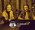 Melania Medeleanu la podcastul BT