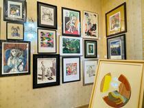 Expoziția de Artă Grafică a unui Important Colecționar Bucureștean