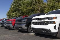Camionete Chevrolet