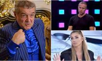 Gigi Becali, Laurentiu Reghecampf si Anamaria Prodan