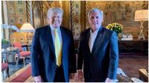 Trump si McCarthy (sursa foto: twitter)