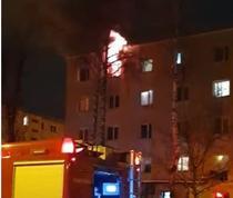 Incendiu Brasov