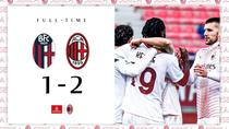AC Milan, victorie in Serie A