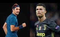 Federer vs Ronaldo