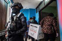 Vaccin anti-Covid in Indonezia
