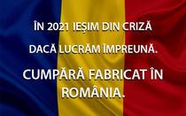 CUMPĂRĂ FABRICAT ÎN ROMÂNIA