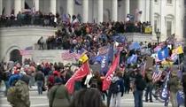 Sustinatorii lui Trump la Capitoliu