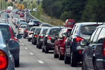 Blocaj in trafic