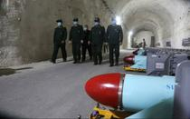 Baza subterana iraniana