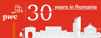 PwC aniversează 30 de ani în România