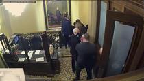 Evacuarea lui Mike Pence