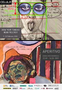 Celula de artă- expozitii in februarie 2021