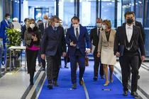 Florin Citu la Bruxelles