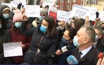 Protest Gh. Sincai